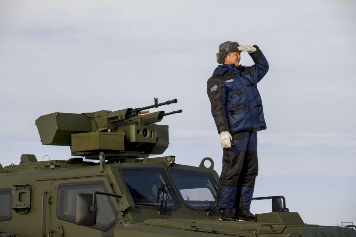 Цей тип машин постачається до казахстанського війська вже протягом 3 років / informburo.kz