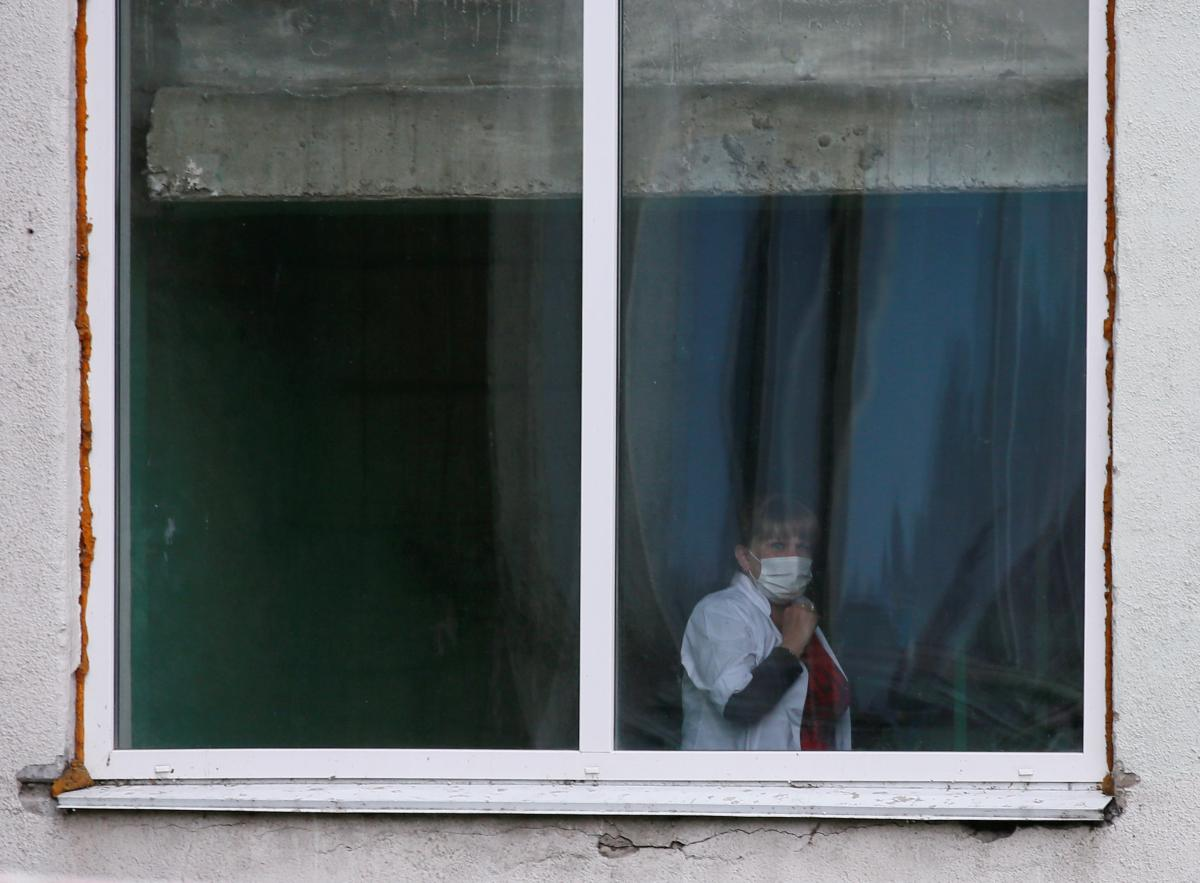 На Львівщині вже 5 днів поспіль перевищено показник заповненості лікарень / ілюстрація / REUTERS