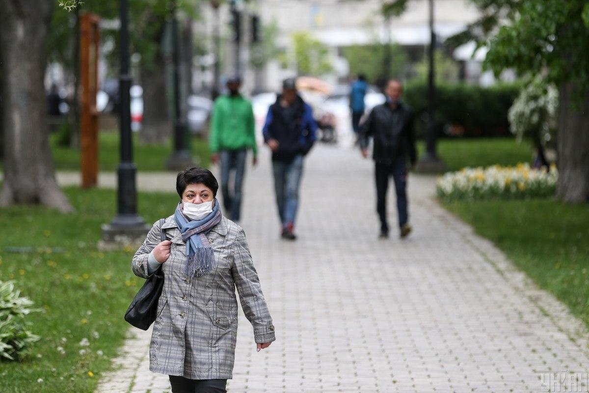 В Украине ввели адаптивный карантин с 22 мая / фото УНИАН