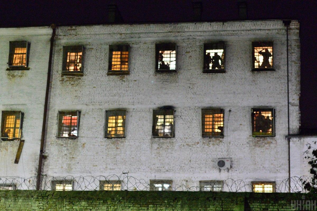 В Лукьяновском СИЗО содержится более двух тысяч человек / фото УНИАН