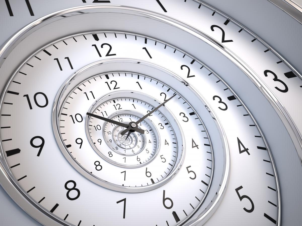 Вчені випробували технології квантової безпечної передачі часу / фото Depositphotos