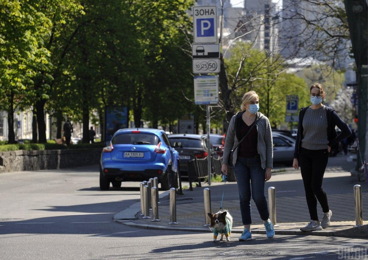 На сегодня в Киеве уже 2410 подтвержденных случаев заболевания COVID-19 / фото УНИАН