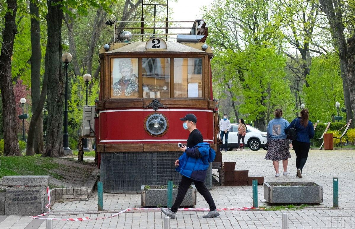 На сегодня в Киеве уже 2359 подтвержденных случаев заболевания COVID-19 / фото УНИАН