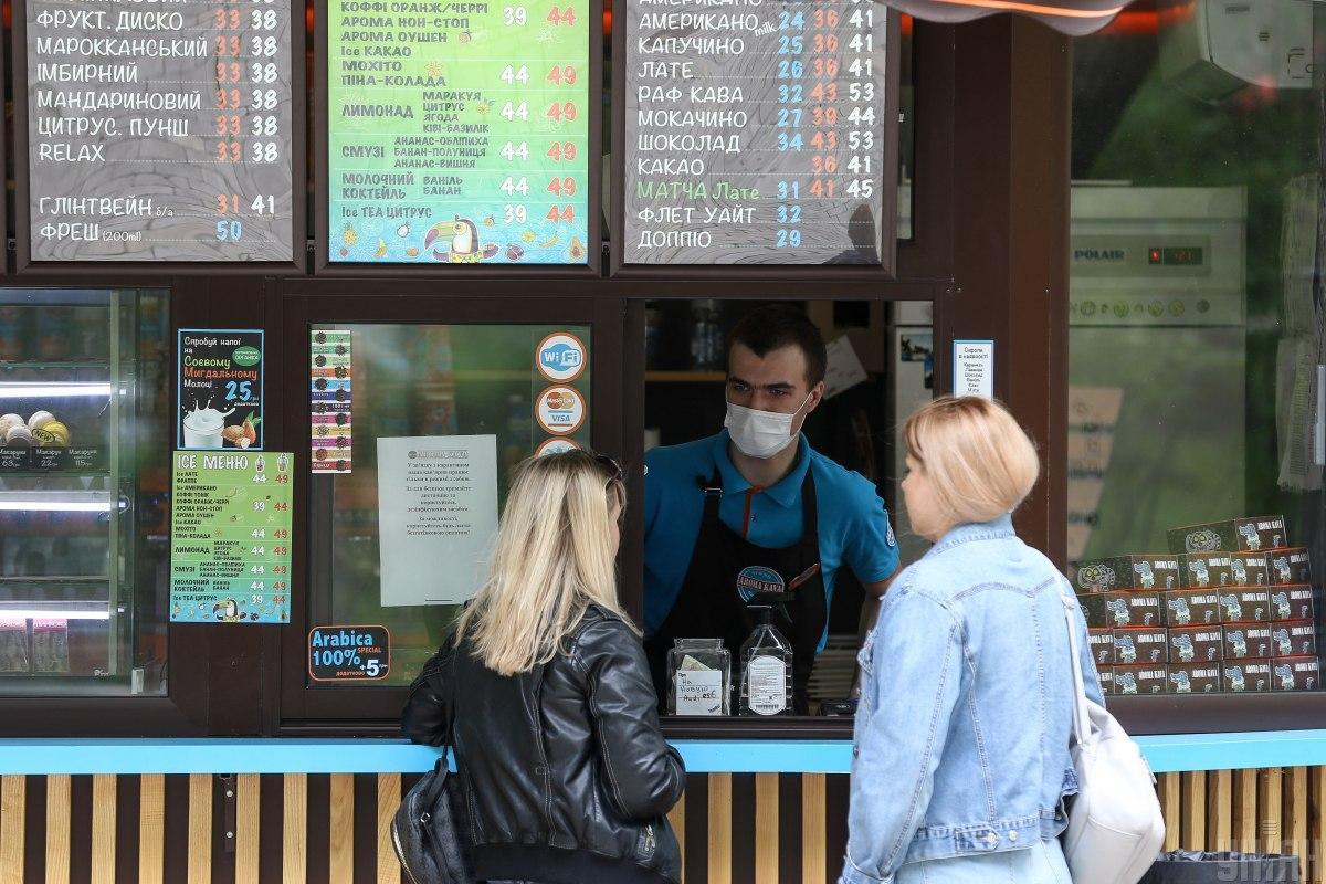 У Києві за добу - 47 нових випадків інфікування коронавірусом / фото УНІАН