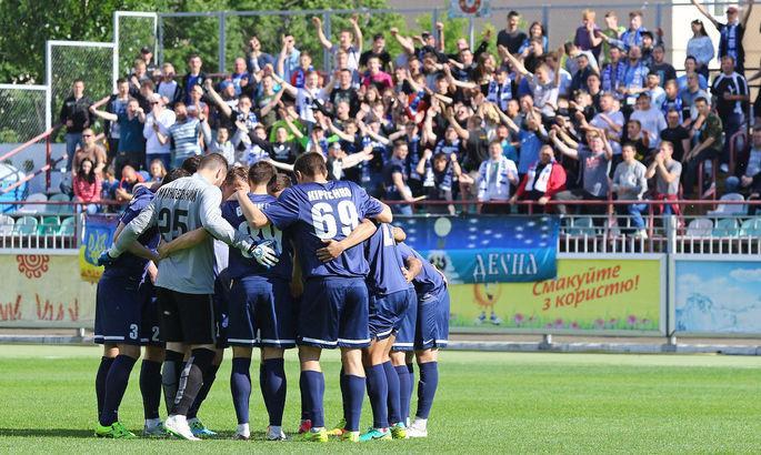 УПЛ планирует возобновить матчи 30 мая / фото: ФК Десна