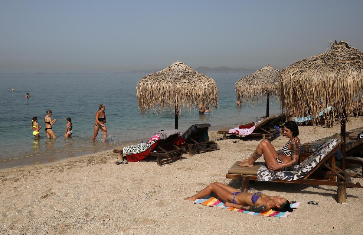 Греція шукає варіанти відкриття для туристів / фото REUTERS