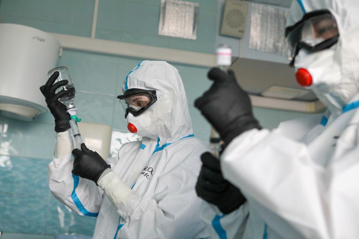 Ситуация с коронавирусом в мире / Иллюстрация REUTERS