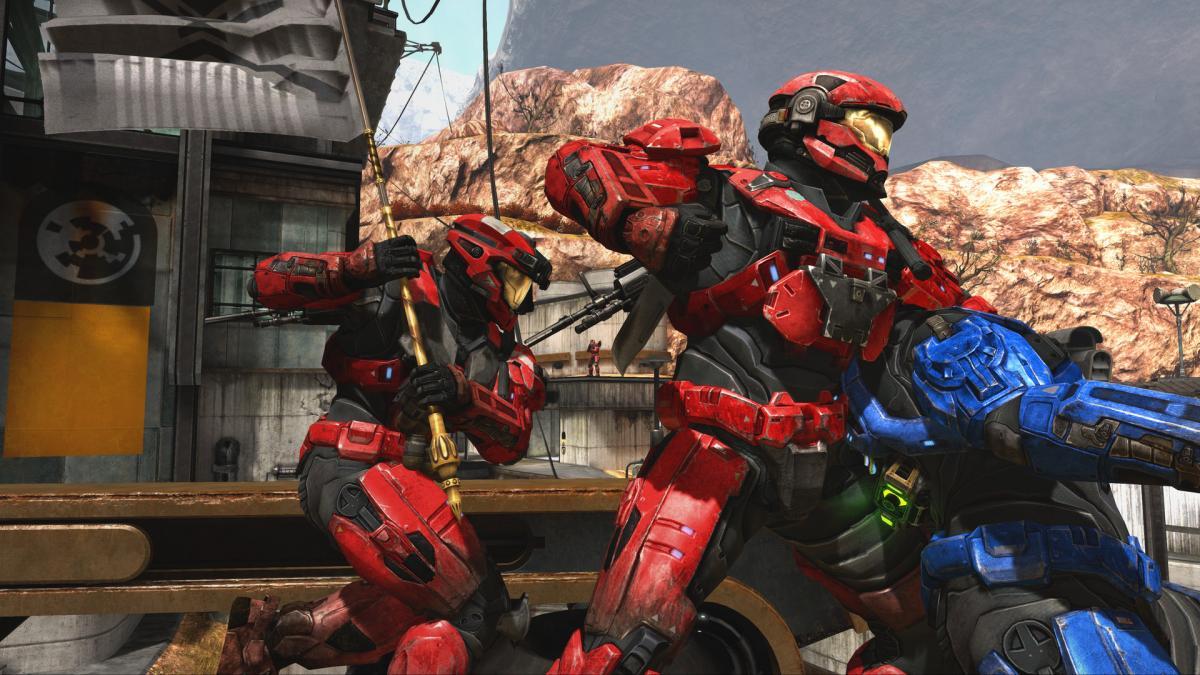 В Halo: The Master Chief Collection входят первые четыре части игры / store.steampowered.com