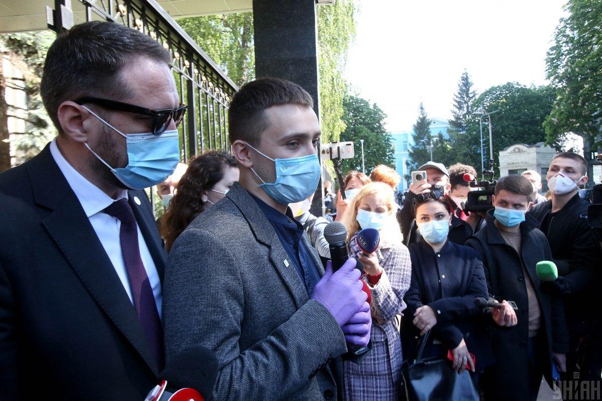 Стерненко заявил, что ему сообщили о подозрении / фото: УНИАН