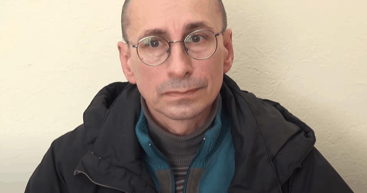 Юрий Шаповалов - донецкий врач-невропатолог / фото: mil.in.ua