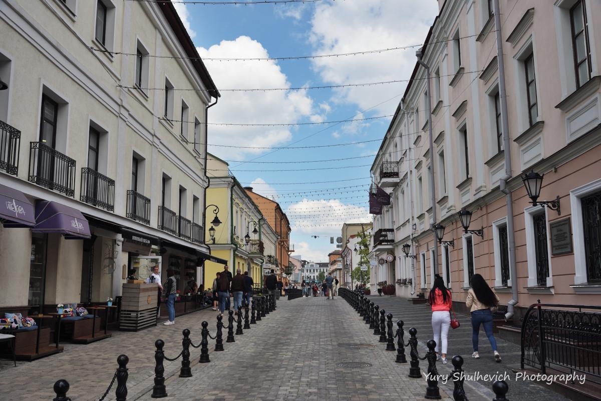 Мінськ входить до числа найстаріших міст Європи / фото Yury Shulhevich