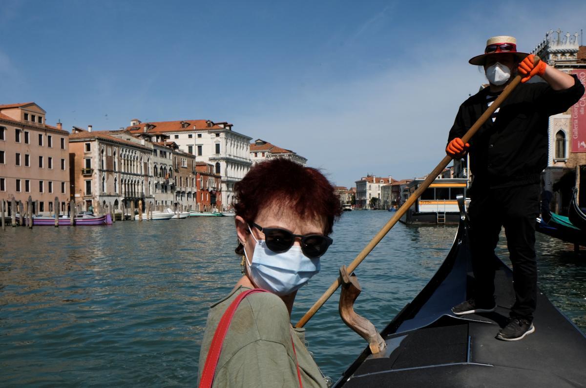 Режим чрезвычайного положения в Италии объявили еще в январе \ фото REUTERS