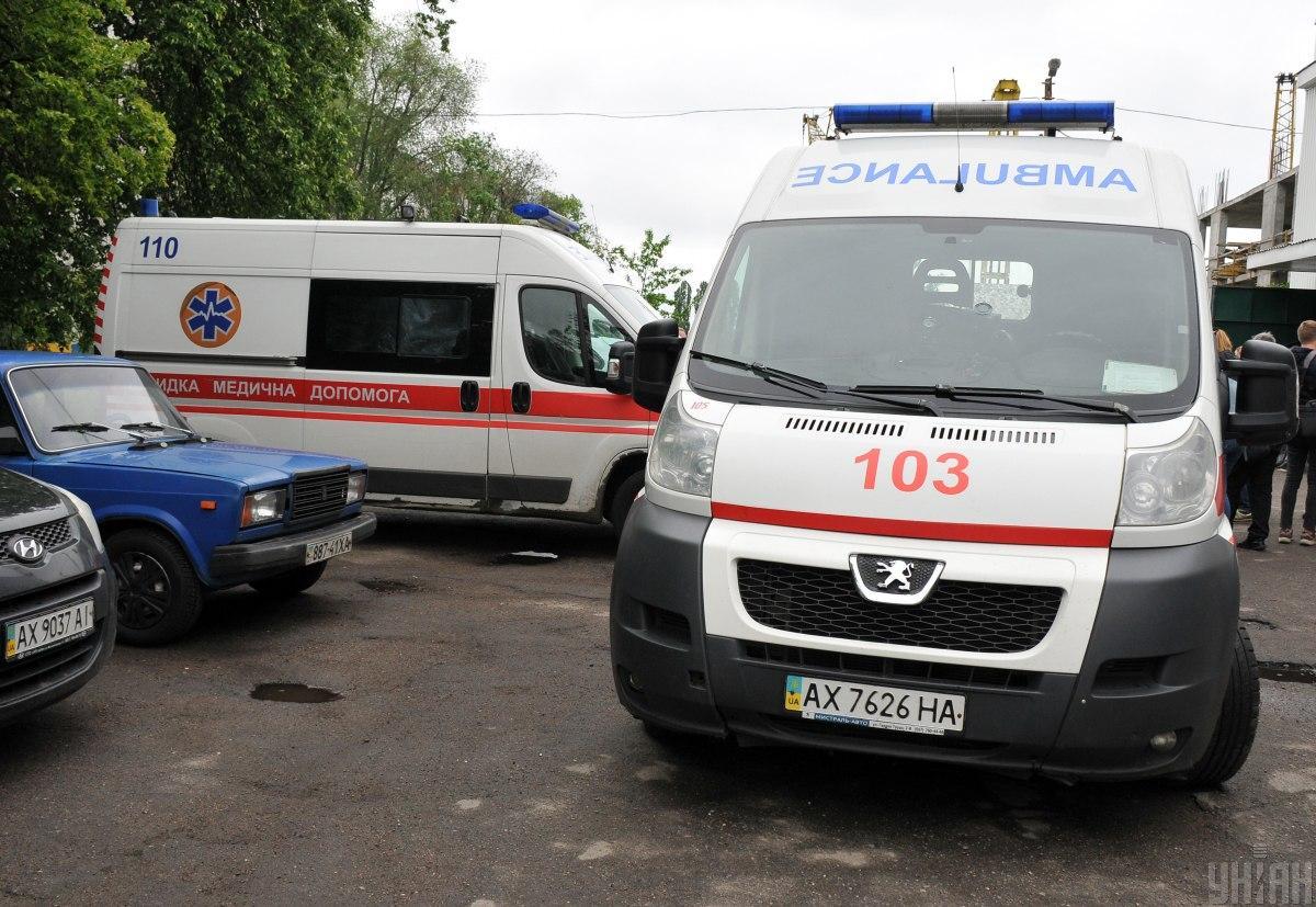 67% машин скорой помощи не приезжают на вызов вовремя / фото УНИАН