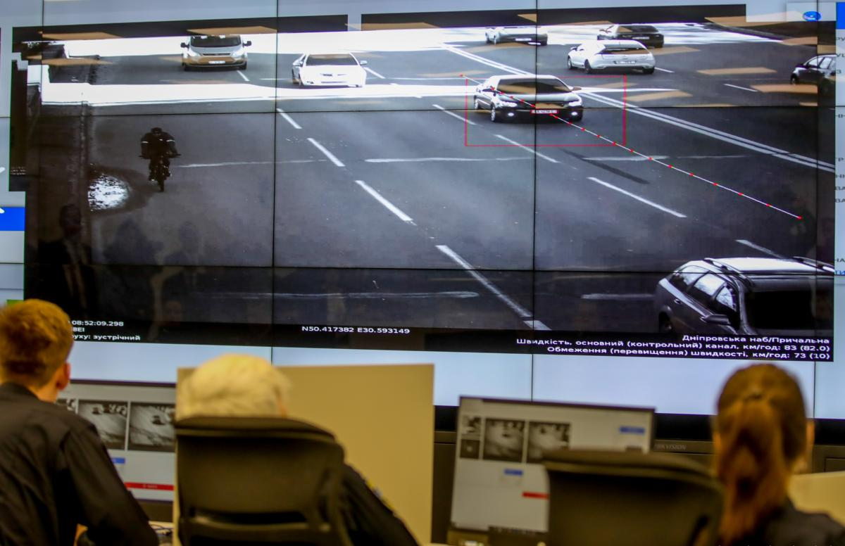 Где будет видеофиксация нарушения ПДД / фото: Арсен Аваков