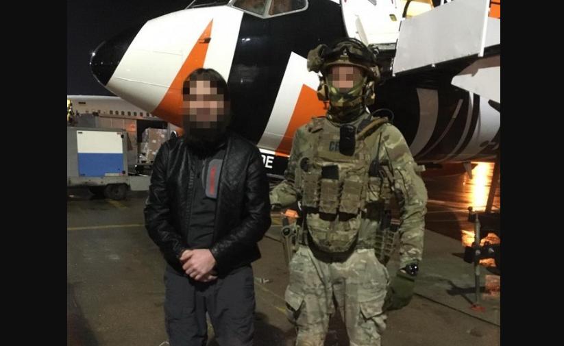 Украина выслала в Грузию террориста ИГ / фото СБУ