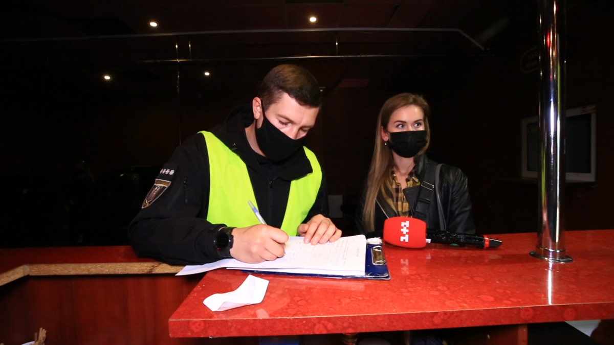 «Гроші» пишуть заяву у поліцію. Тепер справа у руках слідчого / фото УНІАН