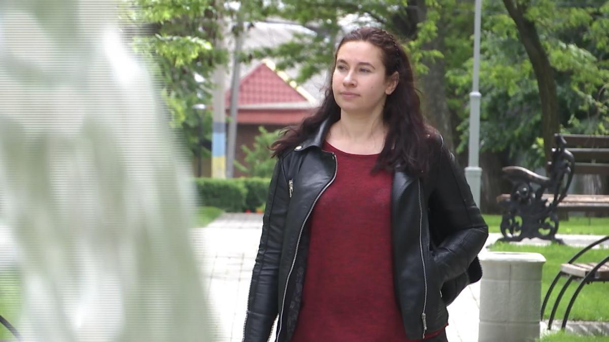 Оксана Яценко – сурогатна мати, яка має трьох власних дітей / УНІАН