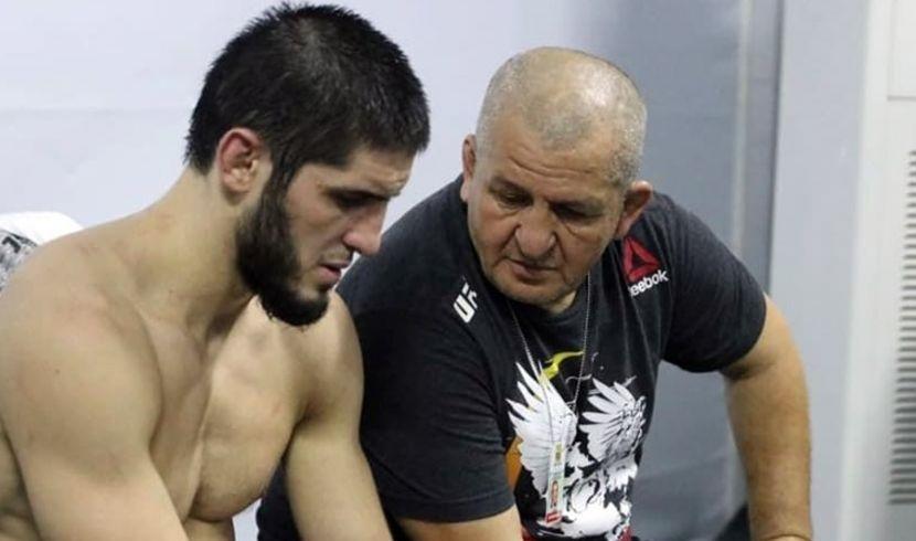 Хабиб подтвердил информацию о болезни отца / фото: mmaboxing.ru