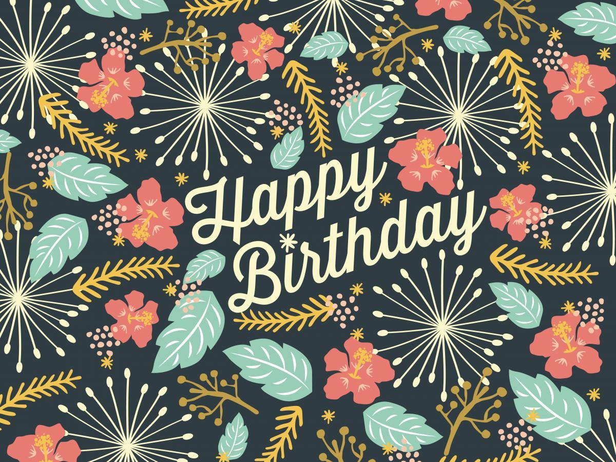 С Днем рождения / Фото: depositphotos