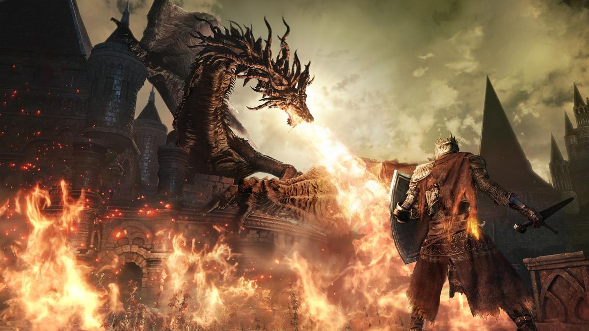 Dark Souls 3 /store.playstation.com