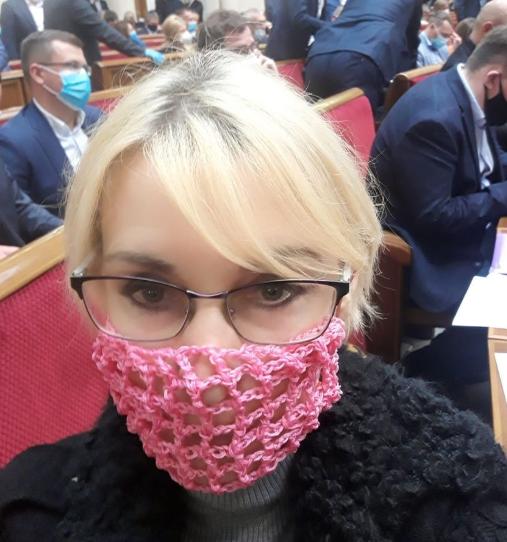 Богуцкая заявила о масочномдемарше / facebook.com/liza.bogutskaya