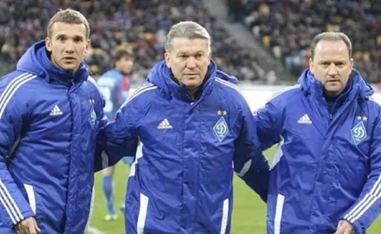 Легенди українського футболу звернулися до Ради / фото: ФК Динамо Київ