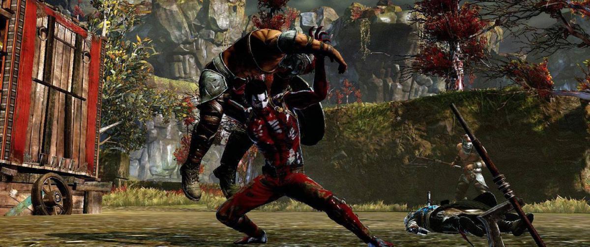 Legacy of Kain: Dead Sun / скриншот