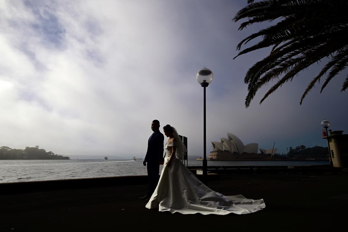 У Мін'юсті розказали, як зареєструвати шлюб з іноземцем / фото REUTERS