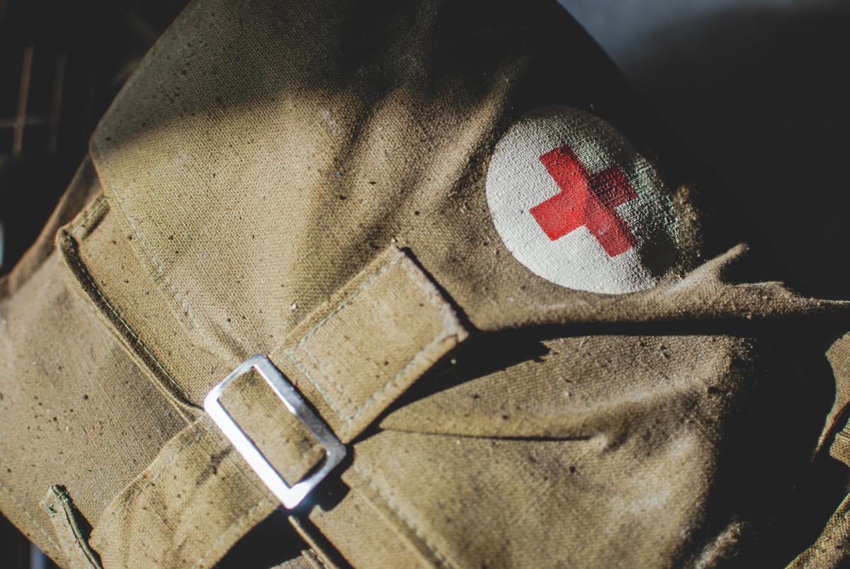 За прошедшие сутки на COVID-19 заболели четыре военнослужащие / фото ua.depositphotos.com