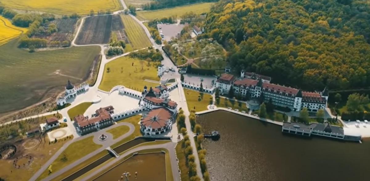 Отель, в котором заметили Тимошенко / Фото: скриншот