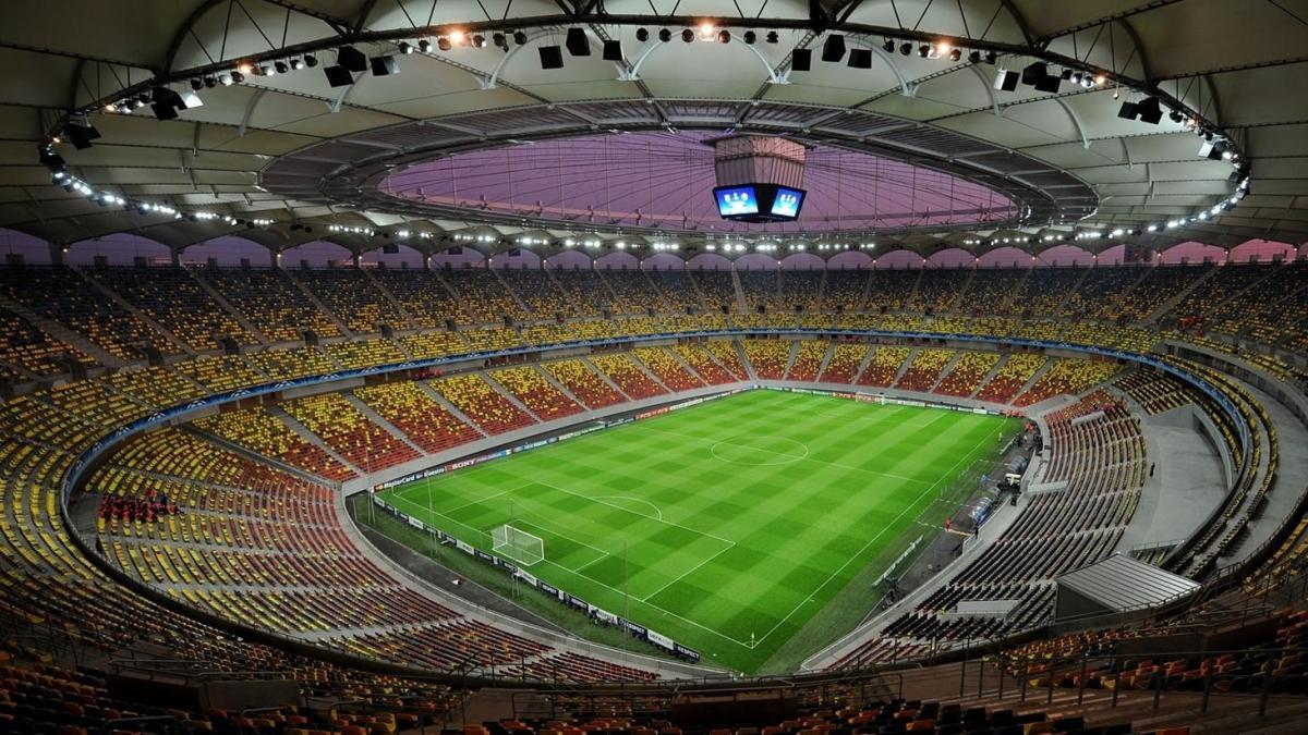 Национальный стадион в Бухаресте будет принимать матчи Евро-2020 / фото: uefa.com