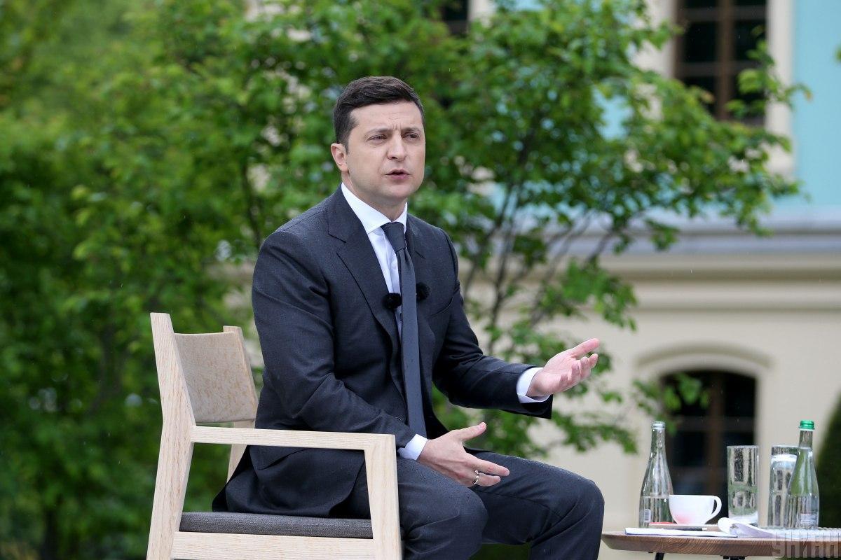 Зеленский назвал приоритетные законы для Рады / фото УНИАН
