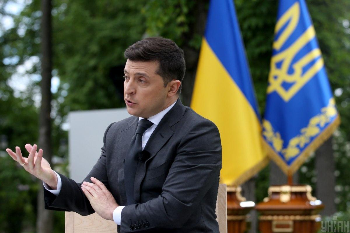 Зеленський вирішив, що меморандум занадто м'який, повідомляють журналісти / Фото УНІАН