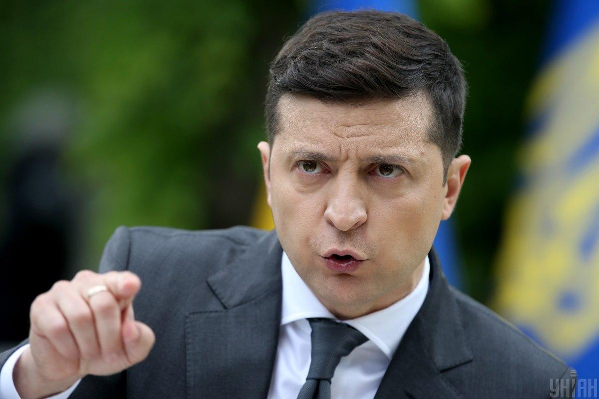 Зеленский заявил, что плохо относится к критике / Фото УНИАН