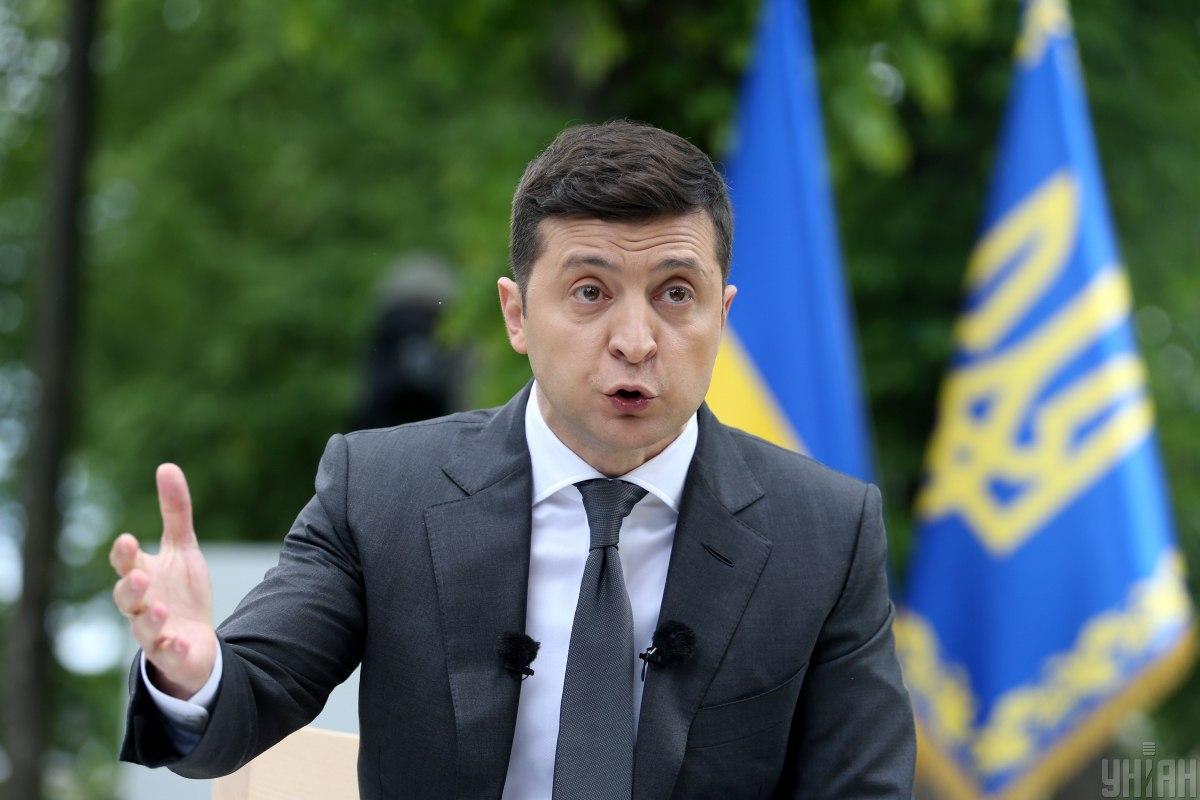 Зеленський вимагає від керівництва ДБР і СБУ дати оцінку діям підлеглих/ фото УНІАН