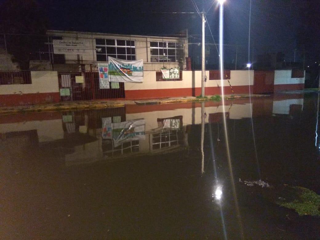 Мехико затопил сильный ливень / twitter.com/Monitoreo103