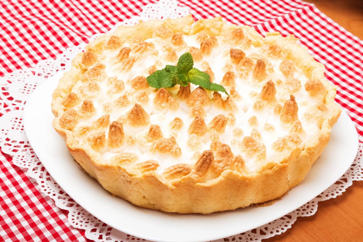 Рецепты вкуснейшего Лимонного пирога / фото: ua.depositphotos.com