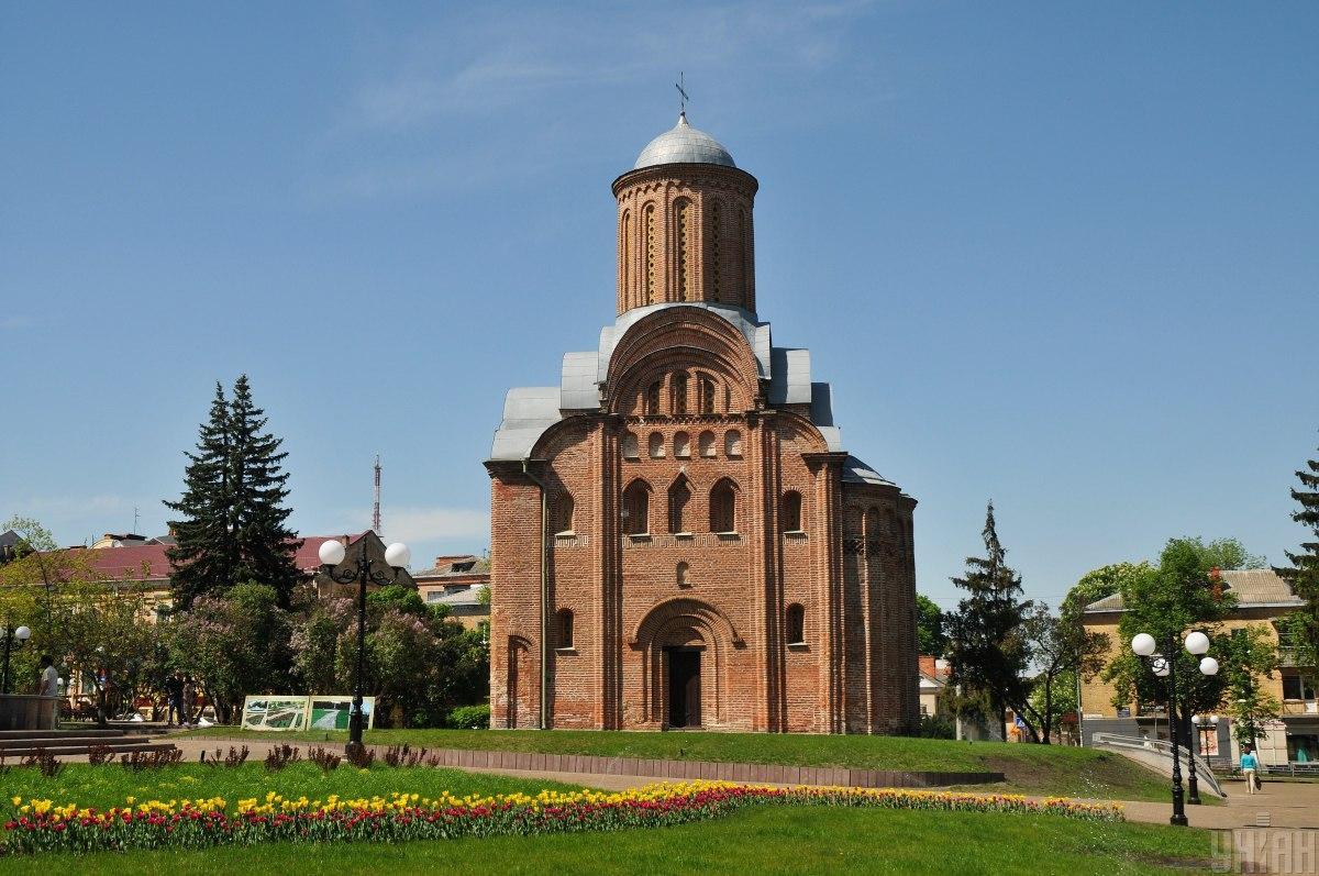 Чернігів відомий великою кількістю церков / Фото УНІАН