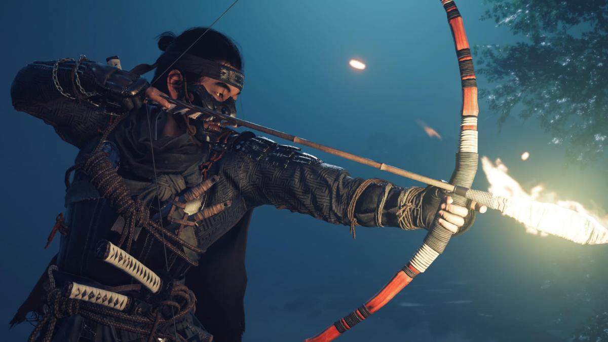 В игре будет стелс и самурайские поединки / store.playstation.com