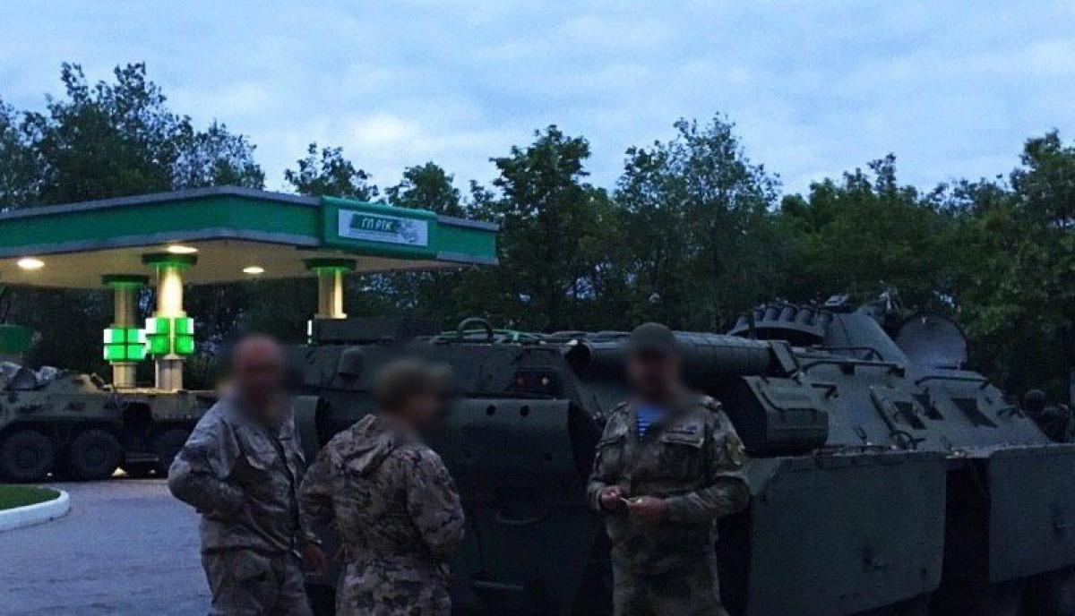Вооружение и боевая техника оккупантов переведена в боевое состояние / Тelegram/Типичный Донецк