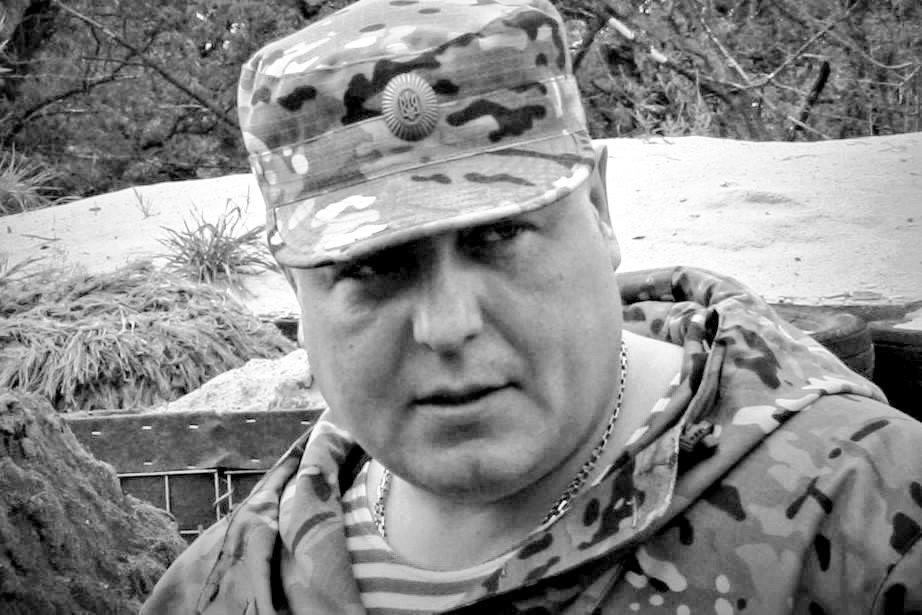Комбат загинув 20 травня / twitter.com/AvakovArsen