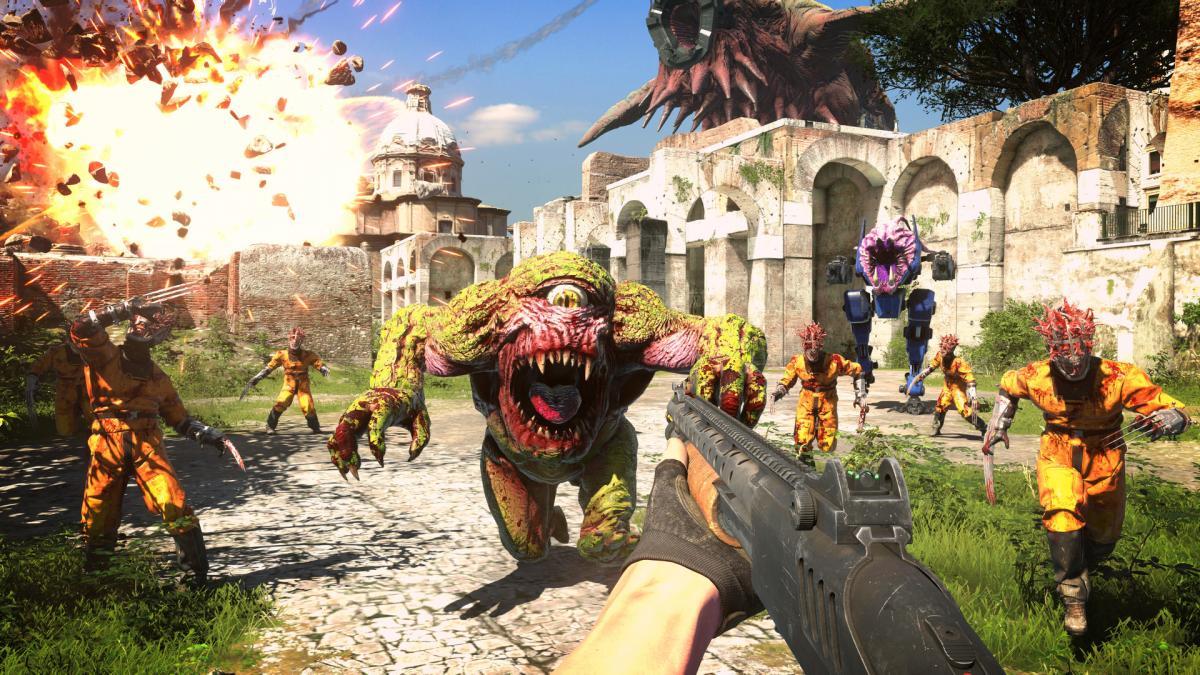 Реліз Serious Sam 4 на консолях відбудеться у 2021 році / store.steampowered.com