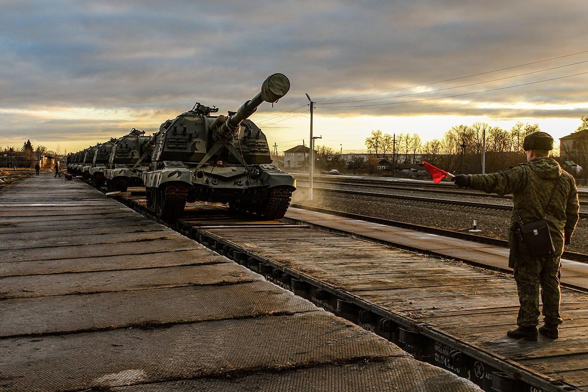 Мста-СМ2 призначена для знищення артилерійських та мінометних батарей / defence-ua.com