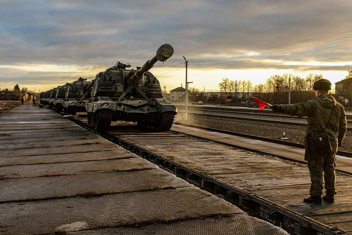 Мста-СМ2 предназначена для уничтожения артиллерийских и минометных батарей / defence-ua.com