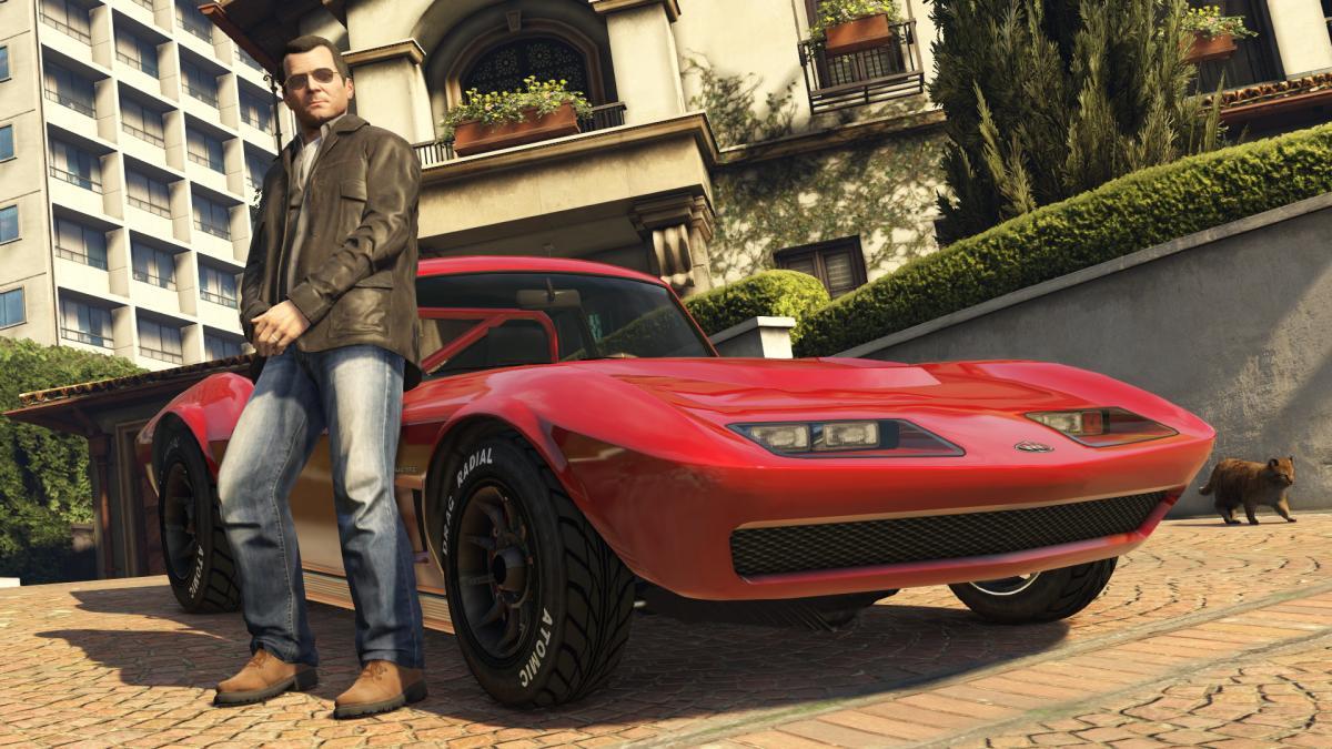 GTA 5 подтвердила свой статус самой продаваемой игры в истории / store.playstation.com