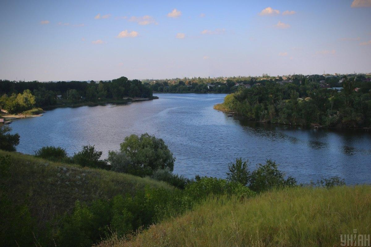 В реках Украины наблюдается рекордное падение уровня воды / фото УНИАН