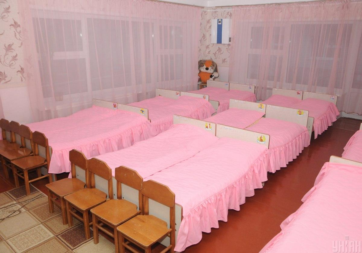 В самих группах будет лишь организован прием пищи и тихий час / УНИАН