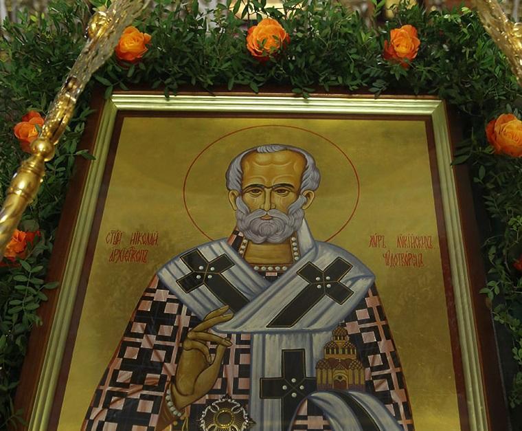День святого Миколая в травні - традиції та прикмети / фото izum.church.ua