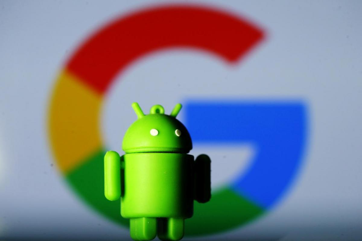 Финальную версию Android 12 планируется выпустить осенью \ фото REUTERS