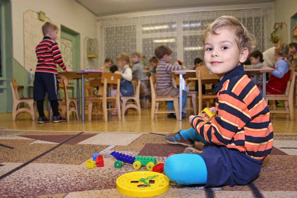Детские сады возобновят работу с 25 мая / фото ua.depositphotos.com